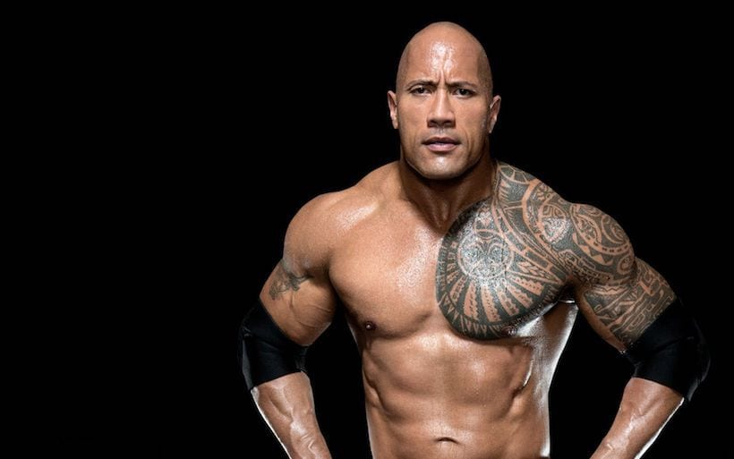 How Much Does The Rock Weigh [Dwayne Johnson]